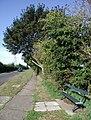 Carlton Lane, Aldbrough - geograph.org.uk - 560365.jpg