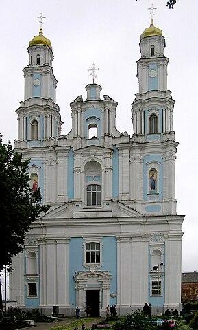 https://upload.wikimedia.org/wikipedia/commons/thumb/a/a3/Carmelite_Catholic_Church_in_H%C5%82ybokaje.jpg/289px-Carmelite_Catholic_Church_in_H%C5%82ybokaje.jpg