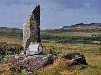 Bluestone - Bluestone monument and Carn Menyn, Preseli Hills