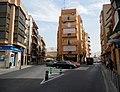 Carrer Campament amb carrer del pintor Garnelo, Benimàmet.JPG