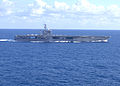 Carrier qualifications for USS Dwight D. Eisenhower DVIDS110867.jpg