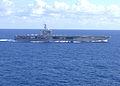 Carrier qualifications for USS Dwight D. Eisenhower DVIDS110867.jpg