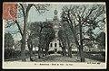 Carte postale - Asnières-sur-Seine - L'Hôtel de Ville - Le Parc.jpg