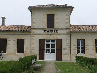 Cartelègue - Image: Cartelegue mairie