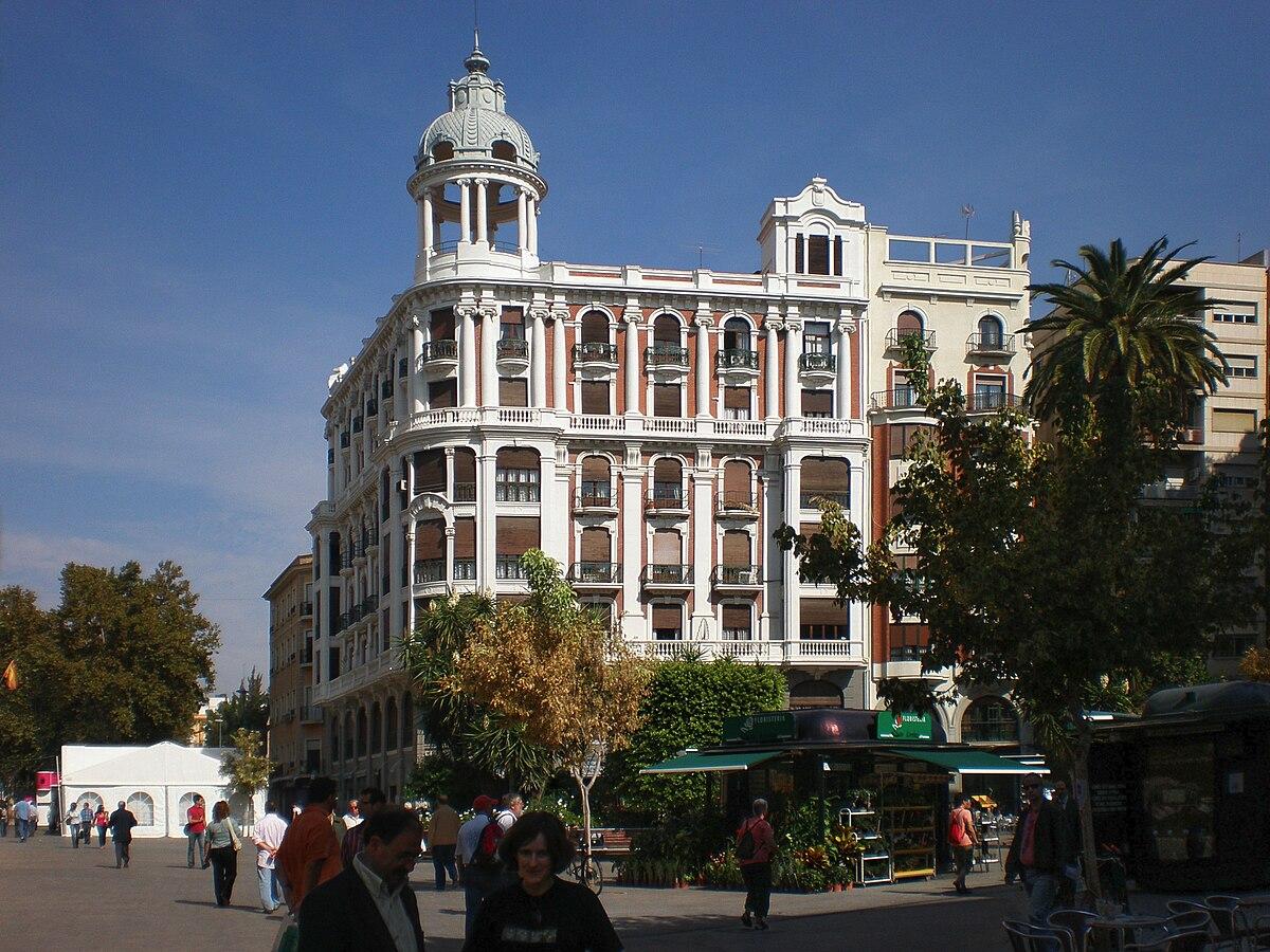 Plaza de santo domingo murcia wikipedia la for Casas de citas en murcia