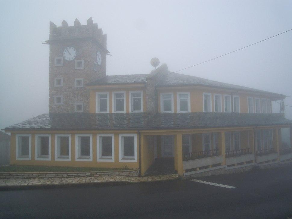 Casa consistorial de Cervantes
