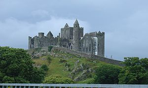 Cashel, County Tipperary - Rock of Cashel