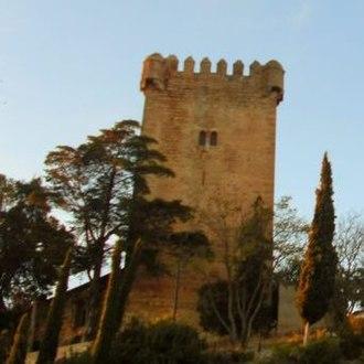 Montemayor - Castle of Montemayor, Córdoba, España