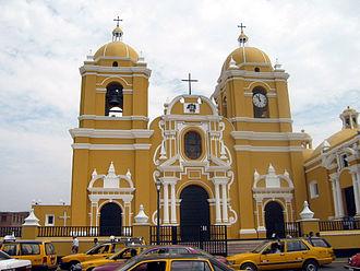 Codex Martínez Compañón - Trujillo Cathedral