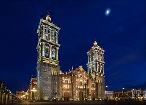 Puebla Cathedral