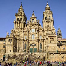 Catedral de Santiago de Compostela agosto 2018 (beskåret) .jpg
