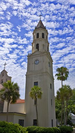 Cathedral Basilica in St Augustine Florida