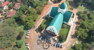 Our Lady of Peace Cathedral in Bukavu Cathedrale notre dame de la victoire bukavu.png