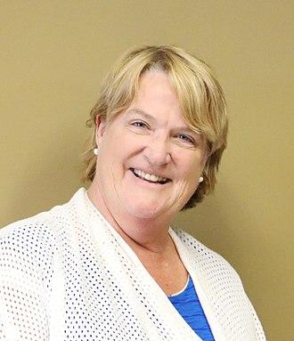 Cathy McLeod - McLeod in 2017