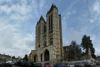 Ancient Diocese of Noyon - Noyon Cathedral