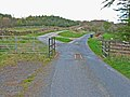 Cattle grid on the New Luce to Penwhirn road - geograph.org.uk - 163844.jpg
