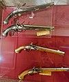 Cavalry flint lock pistols (rytterpistoler flintlåspistoler) ca 1740 1772 Rustkammeret Army and Resistance Museum Trondheim Norway 2019-03-20 DSC09501.jpg