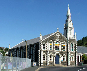 Suburbs of Dunedin - Caversham Presbyterian Church