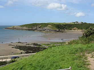 Cemaes - The beach at Cemaes