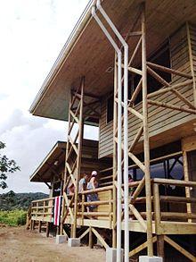 Arquitectura bioclim tica wikipedia la enciclopedia libre - Arquitectura bioclimatica ejemplos ...