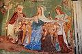 Cerkev sv. Primoža in Felicijana - freska Marije Zaščitnice (l. 1504).jpg