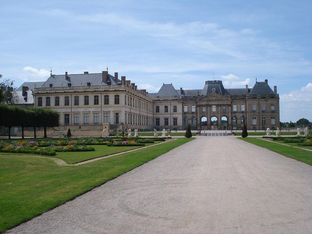 Château de Lunéville - Wikipedia