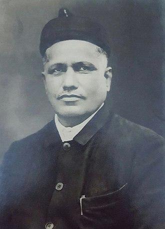 Chandrashekhar Agashe - Agashe photographed in the 1950s