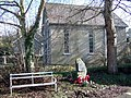 Chapel and war memorial, Trewyddel-Moylgrove - geograph.org.uk - 335286.jpg