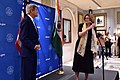 Charge d'Affaires Stephens introduces Secretary Kerry to staff of Embassy New Delhi.jpg