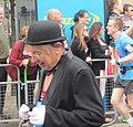 Charlie Chaplin - London Marathon 2011 (5630104587).jpg