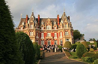 Westwood House - Chateau Impney, Droitwich.