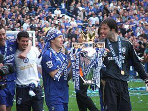 2005–06 Chelsea F.C. season - 2005-2006 Premier League Champions