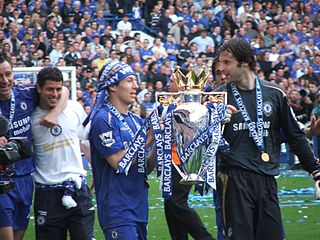 2005–06 FA Premier League 14th season of the Premier League
