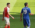 Chelsea 2 Arsenal 0 (21380137489).jpg