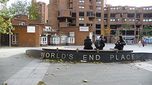 Chelsea Theatre - Image: Chelsea Theatre London