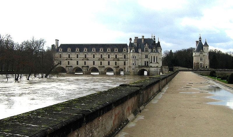 File:Chenonceau Chateau Nord.jpg