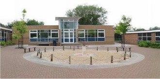 Cherwell School - Image: Cherwellschool