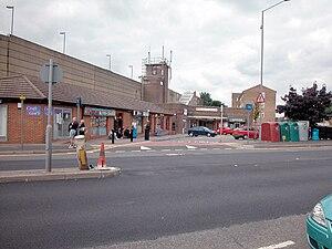 Chessington - Image: Chessington North station geograph.org.uk 42265