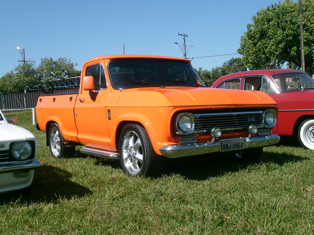 All Chevy chevy c10 wiki : File:Chevrolet C10 (front).jpg - Wikimedia Commons