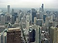Chicago, view on city centre and Sears Tower - panoramio.jpg