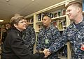 Chief of Navy chaplains visits USS Nimitz (CVN 68) 151006-N-EX237-026.jpg