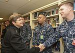 Chief of Navy chaplains visits USS Nimitz (CVN 68) 151006-N-EX237-026.jpg