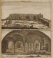 Chiesa di Cana (170-1) Monte delli Beatitudini (172) - Bruyn Cornelis De - 1714.jpg