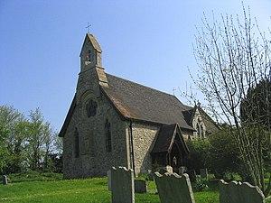 Childerditch - Image: Childerditch Parish church geograph.org.uk 163956