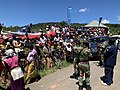 Chimanimani people in a temporary camp due to Idai.jpg