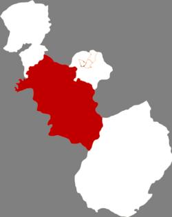 Haicheng Liaoning Wikipedia - Haicheng map