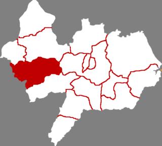 Xian County County in Hebei, Peoples Republic of China