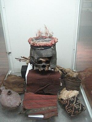 Chinchorro culture - Chinchorro funeral rites