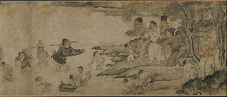 Yang Pu Moving His Family