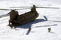 Chinook helicopter near Bagram, Afghanistan.jpg